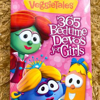 365 bedtime devos for girls(その他)