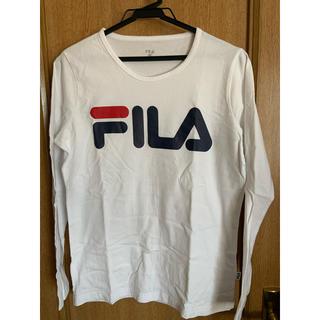 フィラ(FILA)のFILA ロングTシャツ(Tシャツ(長袖/七分))