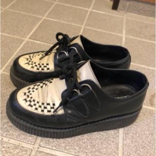 アンダーグラウンド(UNDERGROUND)のラバーソール(ローファー/革靴)