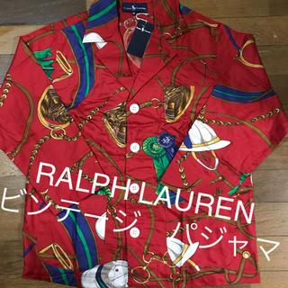 ラルフローレン(Ralph Lauren)のRALPH LAUREN ビンテージ パジャマ(パジャマ)