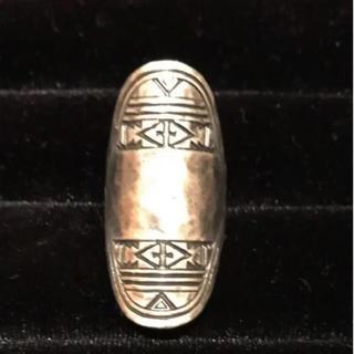 マウジー(moussy)のmoussy シルバーリング ネイティブ(リング(指輪))