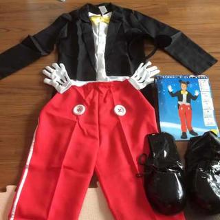 ディズニー(Disney)のミッキーマウス コスプレ 衣装(衣装一式)