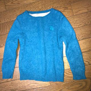 BURBERRY - (カシミア100%)バーバリー キッズ セーター