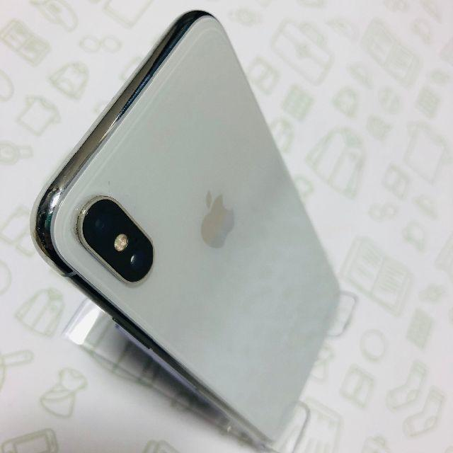 iPhone(アイフォーン)の【B】iPhoneX/64/SIMフリー スマホ/家電/カメラのスマートフォン/携帯電話(スマートフォン本体)の商品写真
