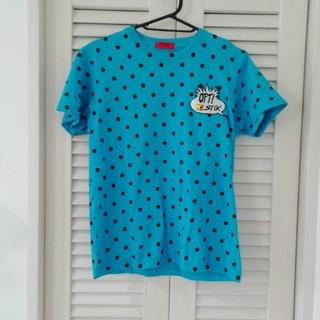 オプティミスティック(Optimystik)のoptimystic ドット半袖Tシャツ(Tシャツ/カットソー(半袖/袖なし))