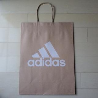 アディダス(adidas)のアディダス ショップ 袋 ショッパー 紙袋(ショップ袋)