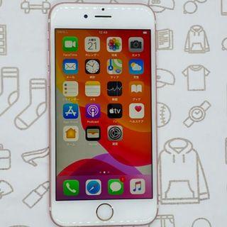 アイフォーン(iPhone)の 【C】iPhone6S/64/SIMフリー(スマートフォン本体)
