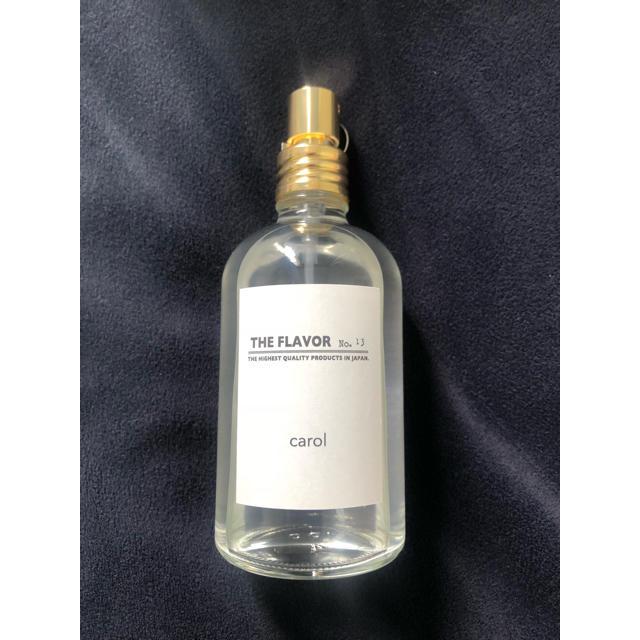 THE FLAVOR ×  carol 香水 ファブリックミスト コスメ/美容の香水(ユニセックス)の商品写真