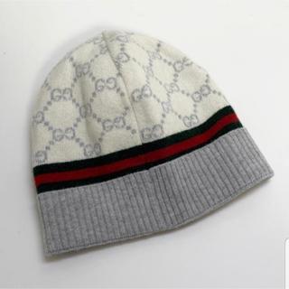 グッチ(Gucci)のニット帽(ニット帽/ビーニー)