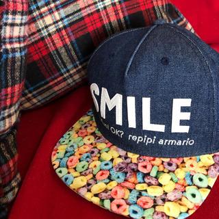 レピピアルマリオ(repipi armario)の最終価格 repipi armario キャップ 帽子 (帽子)