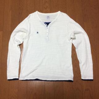 アールニューボールド(R.NEWBOLD)のR.ニューボールド カットソー Mサイズ(Tシャツ/カットソー(七分/長袖))