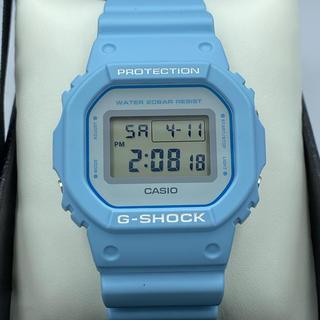 ジーショック(G-SHOCK)のセール 新作G-SHOCKの腕時計 DW-5600SC-2JF(腕時計(デジタル))