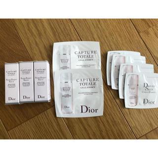 ディオール(Dior)のカプチュールトータル シリーズ(サンプル/トライアルキット)