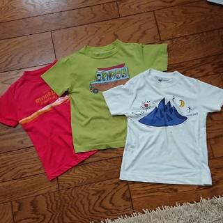 モンベル(mont bell)のmont-bell ウィックロン Tシャツ 110 3枚(Tシャツ/カットソー)