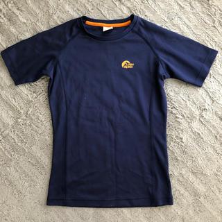 ロウアルパイン(Lowe Alpine)のLOWALPINE Tシャツ 女性 Sサイズ(登山用品)