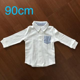 ベルメゾン(ベルメゾン)の子供 長袖シャツ(ドレス/フォーマル)