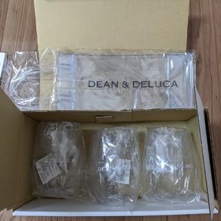 ディーンアンドデルーカ(DEAN & DELUCA)のDEAN&DELUCA ソフトワイングラスとバッグ(グラス/カップ)