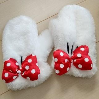 ディズニー(Disney)のディズニー ミニーちゃん 手袋(手袋)