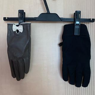 UNIQLO - 手袋 バラ 2点セット