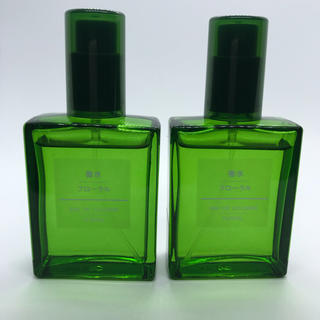ムジルシリョウヒン(MUJI (無印良品))の無印良品 香水 2つセット(香水(女性用))