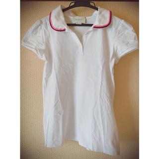 グッチ(Gucci)のGUCCI⭐︎グッチチルドレン⭐︎ポロシャツ 12(Tシャツ/カットソー)