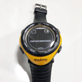 スント(SUUNTO)のSUUNTO ダイバーウォッチ(腕時計(デジタル))