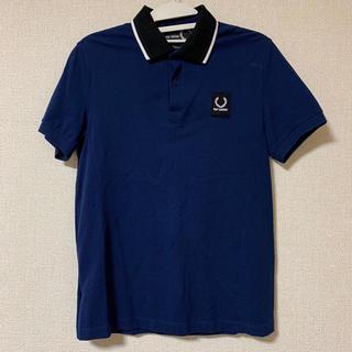 ラフシモンズ(RAF SIMONS)のraf simons fred perry ポロシャツ(ポロシャツ)