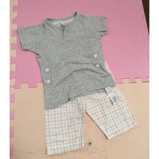 ムジルシリョウヒン(MUJI (無印良品))の無印 夏用パジャマ(パジャマ)