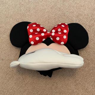ディズニー(Disney)のディズニーファンキャップ ミニーサンバイザー(その他)