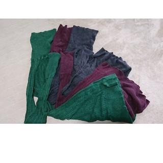 ツムグ(tumugu)のツムグtumugu定番タートルシャツ中古3枚(カットソー(長袖/七分))