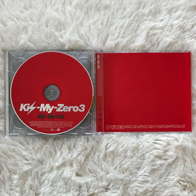 Kis-My-Ft2(キスマイフットツー)のKis-My-Ft2 Goodいくぜ! 初回限定 Kis-My-Zero盤 CD エンタメ/ホビーのタレントグッズ(アイドルグッズ)の商品写真