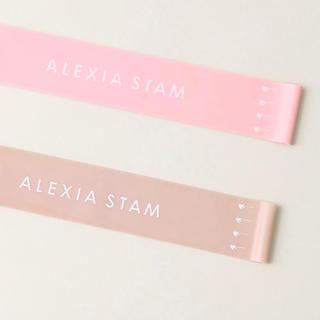 アリシアスタン(ALEXIA STAM)の【新品未使用】Alexia stam トレーニングチューブ(トレーニング用品)
