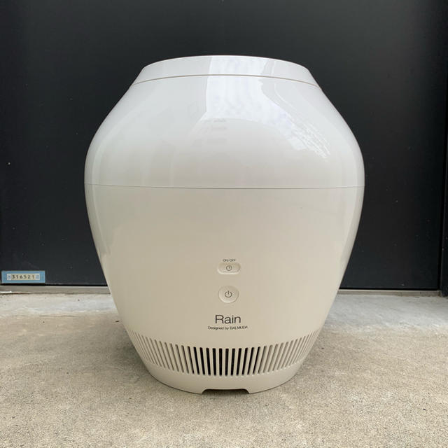 BALMUDA(バルミューダ)のBALMUDA rain バルミューダ  加湿器  ERN-1000SD スマホ/家電/カメラの生活家電(加湿器/除湿機)の商品写真