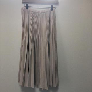 エディション(Edition)のBACCAのプリーツスカート(ロングスカート)
