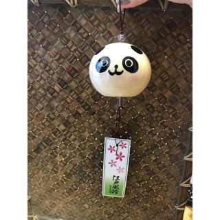パンダ 風鈴(風鈴)