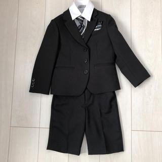 シマムラ(しまむら)の子供スーツ 110 黒(ドレス/フォーマル)