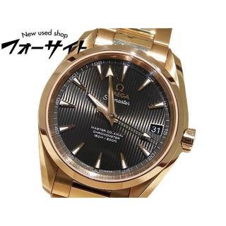 オメガ(OMEGA)のオメガ☆231.50.39.21.06.003 シーマスター アクアテラ 150(腕時計(アナログ))