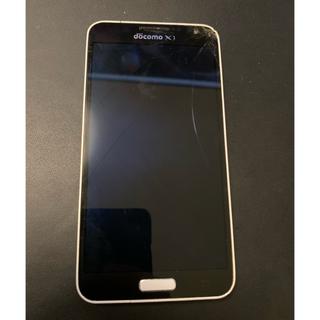 ギャラクシー(Galaxy)のGALAXY J SC-02F ジャンク(スマートフォン本体)