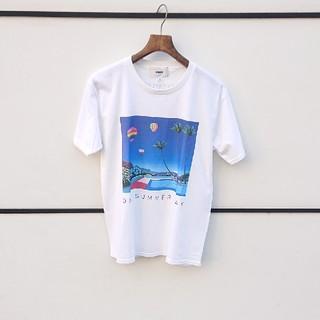イーブンフロー(evenflo)のEVENFLOW × HIROSHI NAGAI プリントT メンズ(Tシャツ/カットソー(半袖/袖なし))