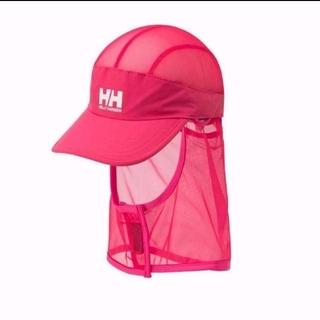 ヘリーハンセン(HELLY HANSEN)の【新品・未使用】ヘリーハンセン✩キッズ✩フィールダーキャップ(帽子)