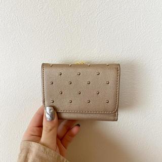 ウィゴー(WEGO)の折り財布 ミニ財布 ミニウォレット(財布)