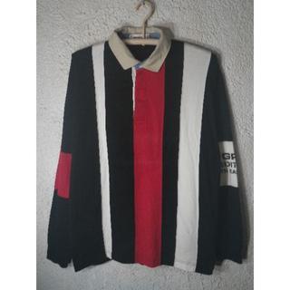 マックレガー(McGREGOR)の6078 McGREGOR レトロ ビンテージ 長袖 ラガーシャツ ポロシャツ(ポロシャツ)