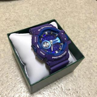ジーショック(G-SHOCK)の【生産終了 値下げしました】G-SHOCK パープル(腕時計(デジタル))