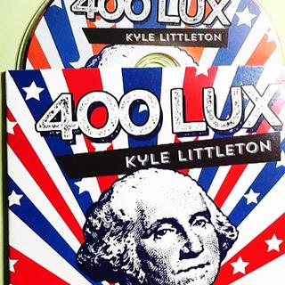 手品 400LUX (KYLE  LITTLETON) DVD(その他)