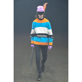 UNDERCOVER - 19AW undercover 時計仕掛けのオレンジ