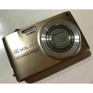 カシオ(CASIO)のCASIO EXILIM ZOOM EX-Z400GD/used(コンパクトデジタルカメラ)
