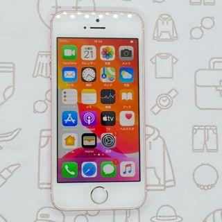 アイフォーン(iPhone)の 【B】iPhoneSE/64/SIMフリー(スマートフォン本体)