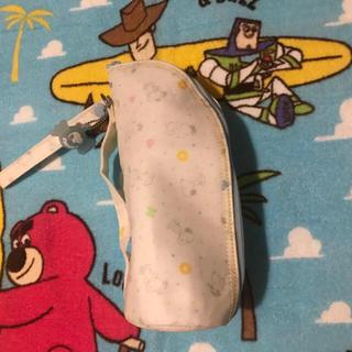 ファミリア(familiar)の☆ファミリアfamiliar  スヌーピー   ボトルケース ミルク哺乳瓶ケース(哺乳ビン用消毒/衛生ケース)