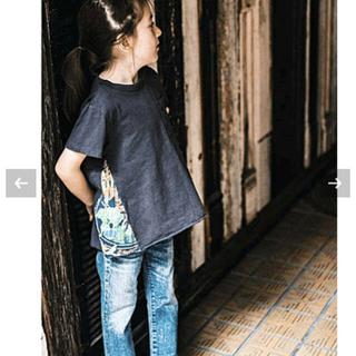 ゴートゥーハリウッド(GO TO HOLLYWOOD)の【新品タグ付き】go to hollywood リメイクTシャツ 160(Tシャツ(半袖/袖なし))
