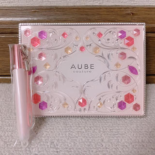 オーブクチュール(AUBE couture)のオーブ クチュール デザイニングジュエルコンパクトG WT 04 新品(コフレ/メイクアップセット)